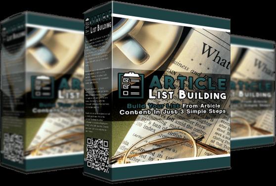 Article List Builder